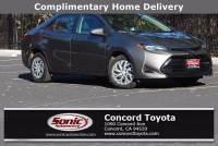 2019 Toyota Corolla LE Sedan in Concord