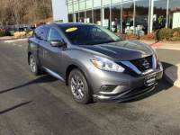 2017 Certified Nissan Murano For Sale West Simsbury | 5N1AZ2MH5HN178891