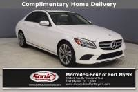 Pre-Owned 2019 Mercedes-Benz C-Class C 300 in Fort Myers