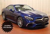 Certified Pre-Owned 2017 Mercedes-Benz SL 550 SL 550 in Fort Myers