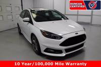 Used 2017 Ford Focus ST For Sale at Duncan Hyundai | VIN: 1FADP3L90HL234325