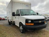 2017 Chevrolet Express Cutaway 3500 2dr Commercial/Cutaway/Chassis 177 in. WB