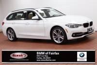 Certified Used 2018 BMW 328D xDrive Sport Line Sports Wagon in Fairfax, VA