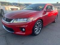 2013 Honda Accord EX-L V6 2dr Coupe 6A w/Navi