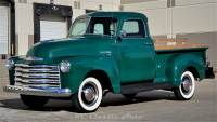 1950 Chevrolet 3100 Truck Restored 5 window 4spd