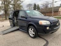 2007 Chevrolet Uplander 4dr Extended Cargo Mini-Van