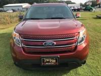 2014 Ford Explorer AWD Limited 4dr SUV