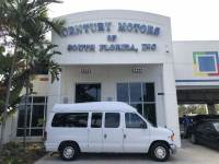 2002 Ford Econoline Cargo Van Recreational Hightop Handicap Wheelchair Lift