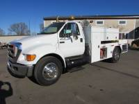 Used 2008 Ford F-650 4x2 Service Utility Truck