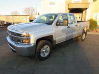 Used 2015 Chevrolet 2500HD 4x4 Double Cab Short box Pickup