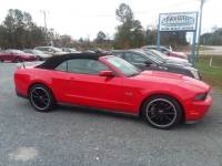 2011 Ford Mustang GT Premium 2dr Convertible