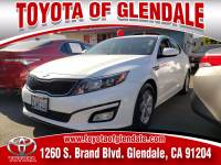 Used 2015 Kia Optima, Glendale, CA, Toyota of Glendale Serving Los Angeles