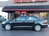 2014 Volkswagen Jetta SE PZEV 4dr Sedan 6A w/Connectivity and Sunroof