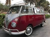 1974 Volkswagen Vanagon Deluxe Samba