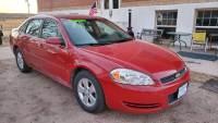 2008 Chevrolet Impala LT 4dr Sedan w/ roof rail curtain delete