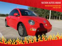 2003 Volkswagen New Beetle GL 2dr Coupe