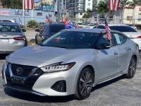 2020 Nissan Maxima 3.5 SV 4dr Sedan
