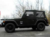 2004 Jeep Wrangler 2dr X 4WD SUV