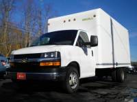 2016 Chevrolet Express Cutaway 3500 2dr Commercial/Cutaway/Chassis 177 in. WB
