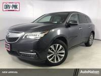 2015 Acura MDX 3.5L Technology Package (A6)