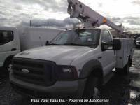 2005 Ford F-450 Super Duty 4X2 2dr Regular Cab 140.8-200.8 in. WB