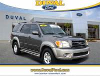 Used 2003 Toyota Sequoia For Sale in Jacksonville at Duval Acura | VIN: 5TDZT34A83S165864