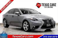 2014 Lexus IS 350 for sale in Carrollton TX