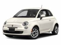 Used 2017 FIAT 500 Pop Hatchback