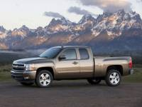 Used 2008 Chevrolet Silverado 1500 LTZ Pickup
