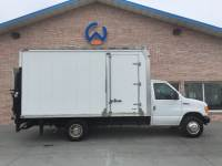 2007 Ford Box Van Delivery Truck