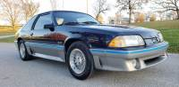 1988 Ford Mustang - GT - 5 SPEED MANUAL TRANS - LOW MILES - VERY CLEAN -