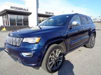 Used 2017 Jeep Grand Cherokee Overland in Gaithersburg