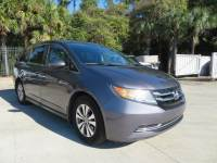 Used 2015 Honda Odyssey For Sale in Jacksonville at Duval Acura | VIN: 5FNRL5H6XFB088425