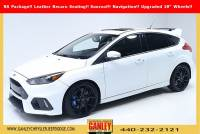 Used 2017 Ford Focus RS Hatchback For Sale in Bedford, OH