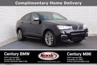Certified Used 2018 BMW X4 Sports Activity Coupe in Greenville, SC