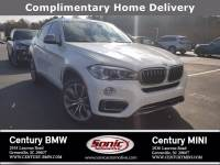 Pre-Owned 2017 BMW X6 SAV in Greenville, SC