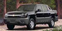 Pre-Owned 2002 Chevrolet Avalanche 1500 4WD Crew Cab VIN 3GNEK13T12G159417 Stock Number 0259417
