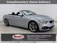 2017 BMW 430i 430i Convertible in McKinney