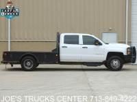 2017 Chevrolet Silverado 3500HD Work Truck 4x4