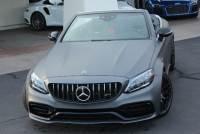2020 Mercedes-Benz C63 S