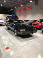 Used 1987 Buick Regal Grand National