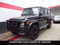 2013 Mercedes-Benz G 63 AMG Automatic SUV XSE serving Oakland, CA