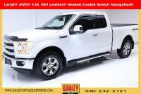 Used 2015 Ford F-150 Lariat Truck For Sale in Bedford, OH