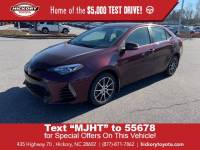 Used 2017 Toyota Corolla 50th Anniversary Special Edition CVT