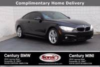 Certified Used 2016 BMW 4 Series Coupe in Greenville, SC