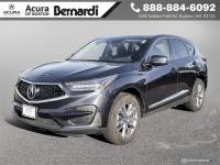 2020 Acura RDX Technology Package SUV in Brighton, MA
