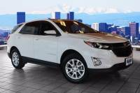 Certified Pre-Owned 2019 Chevrolet Equinox For Sale inThornton near Denver | Serving Arvada, Westminster, CO, Lakewood, CO & Broomfield, CO | VIN:3GNAXUEV9KS517232