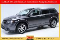 Used 2017 Dodge Journey GT SUV For Sale in Bedford, OH
