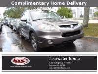 2007 Acura RDX Tech Pkg (AWD 4dr Tech Pkg) SUV in Clearwater