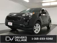 Used 2017 Kia Sportage For Sale at Burdick Nissan | VIN: KNDPMCAC1H7294816